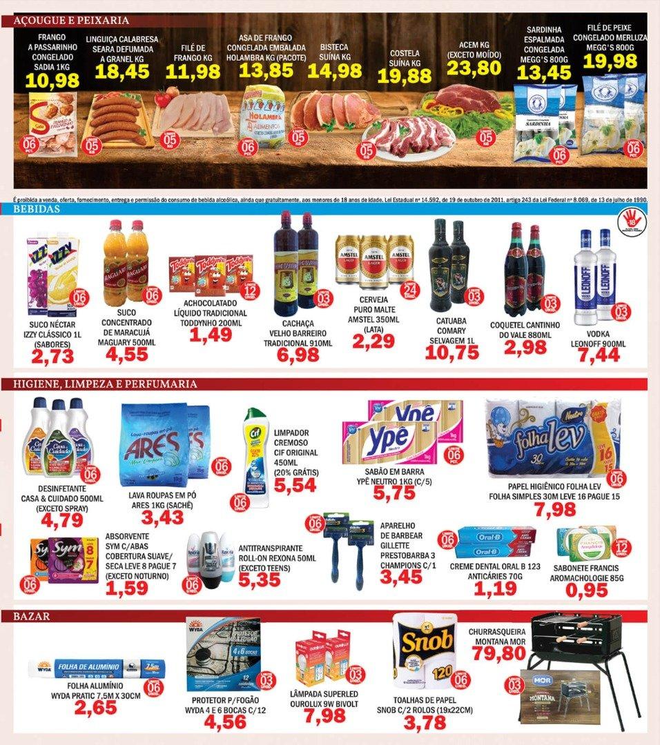 Supermercados Mendonça: AQUI TODO MUNDO ECONOMIZA!
